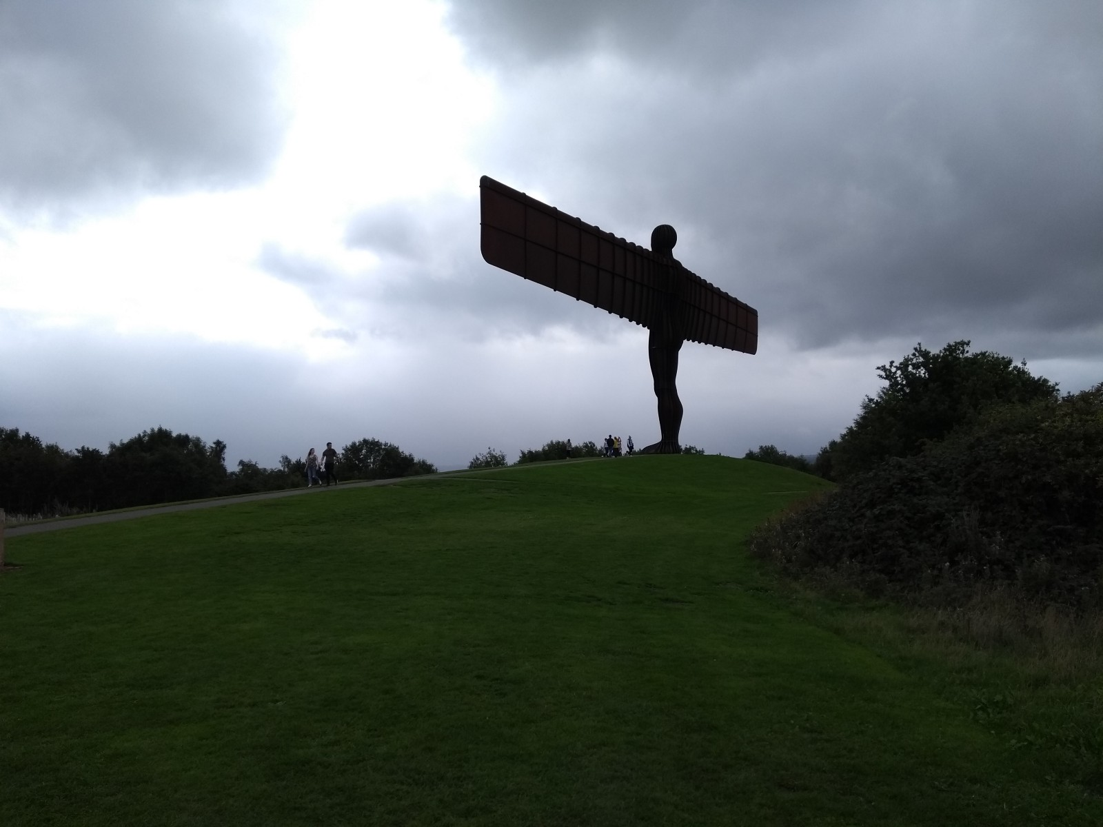 210 The Angel Of The North Objects Medium