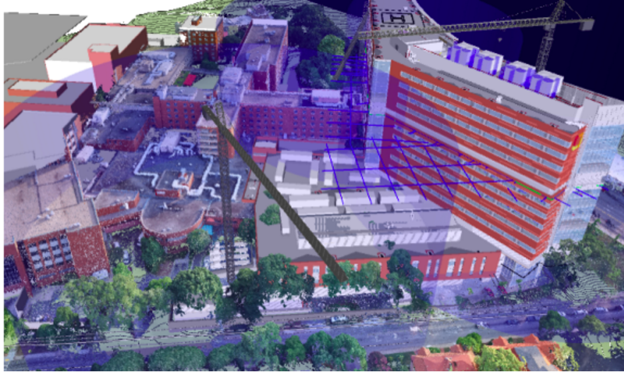 How To Leverage Drone Generated Point Clouds In Bim Software