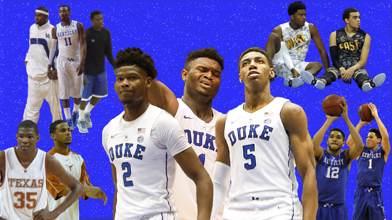 d4ba8cb60e9 Andrew Golden breaks down this year s vaunted Duke team featuring Zion  Williamson and RJ Barrett