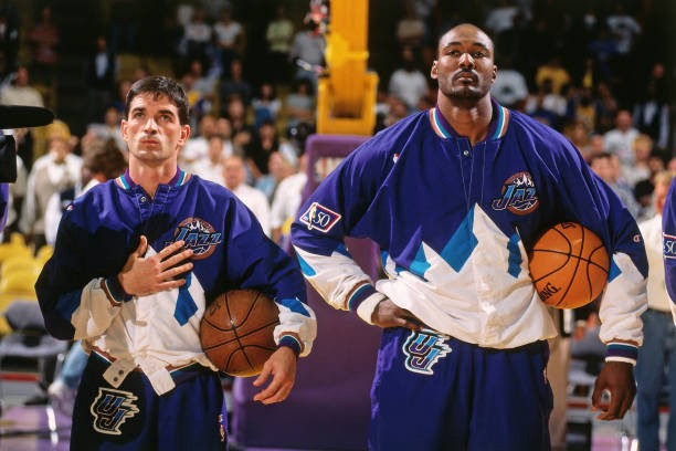 97ba25099 Here are the fourteen teams in NBA history who ve employed two of the best  thirty players ever