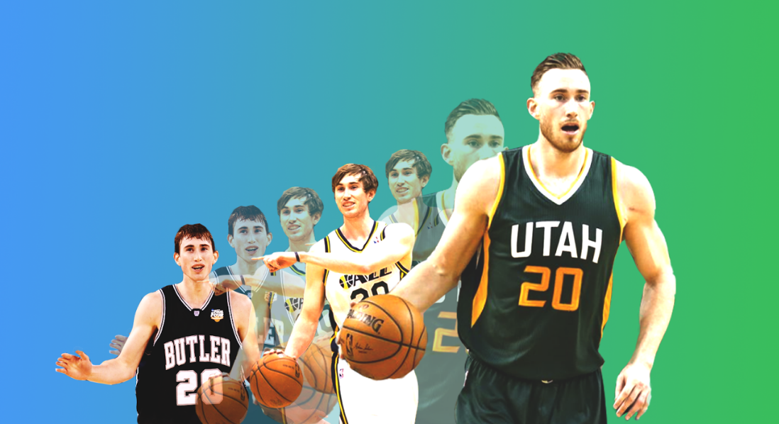 The Evolution of Gordon Hayward – Taylor Griffin – Medium