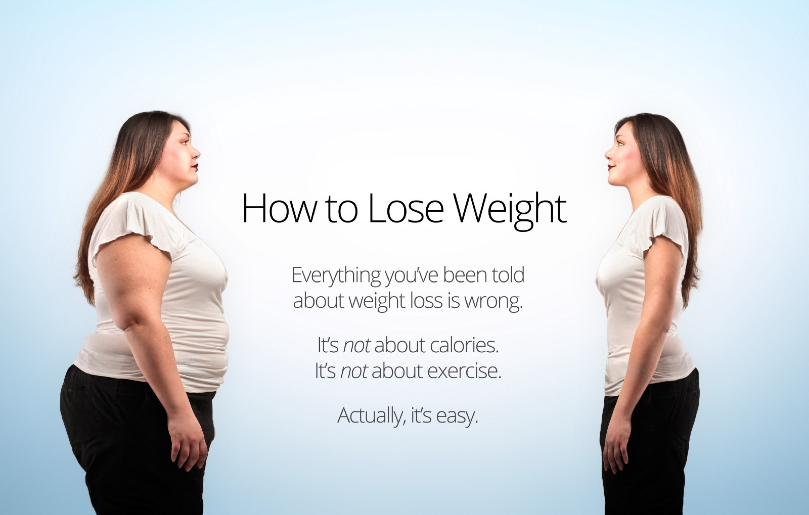 weight loss goals in society To understand weight loss goals and weight gain, there is one main principle you need to understand, and that is: energy in - energy out = energy stored but of course, weight loss goals are not quite as simple as that, so keep reading to find out more must know facts for setting weight loss goals.