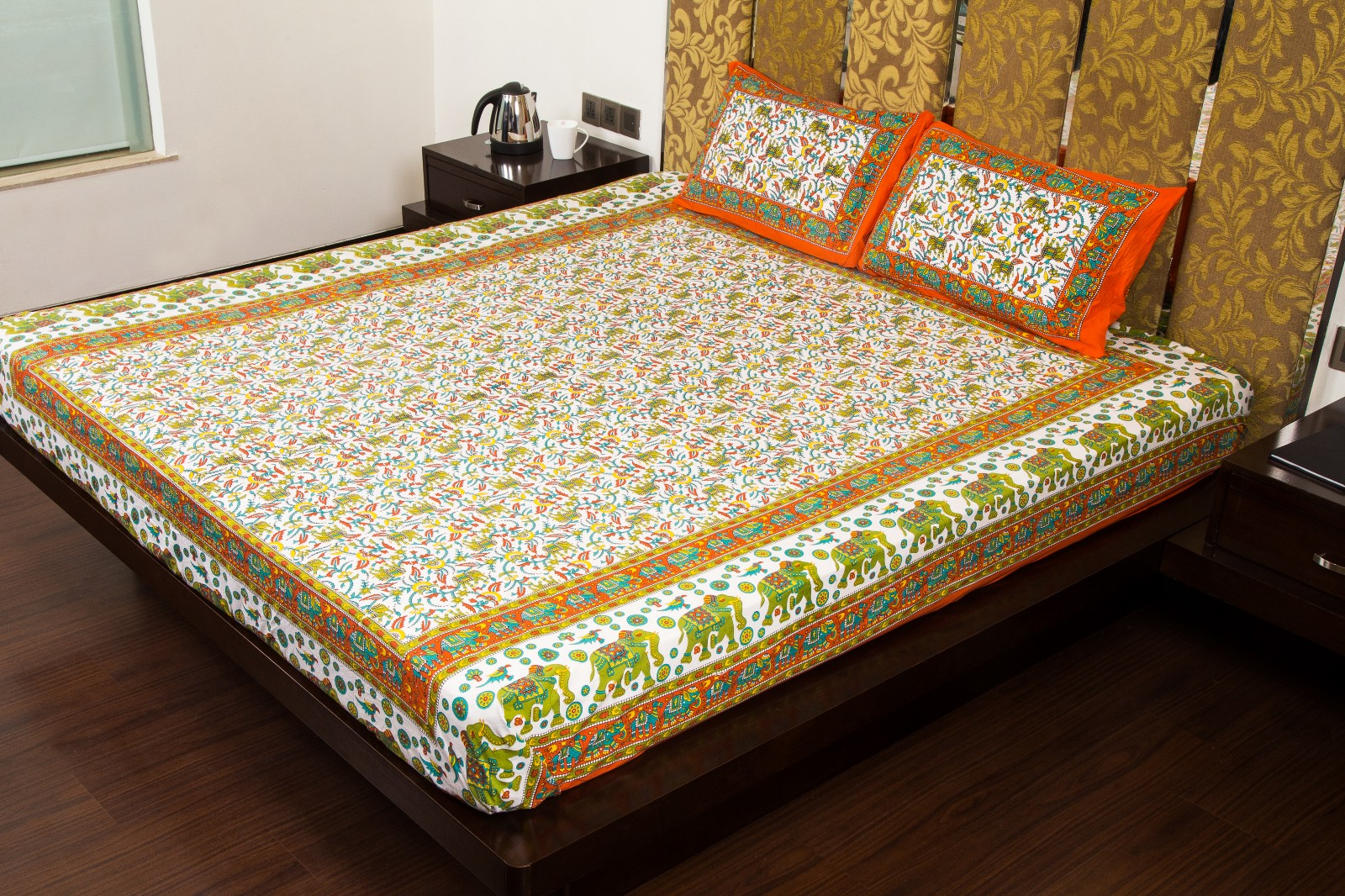 Jaipur Fabric Is One Of The Best Fabrics That You Will Find. The Bed Sheets,  Scarves, Handbags, Sarees And Many Other Products Of This Fabric Is Quite  ...