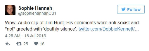 8061cc7d4cc1 Waddell and Higgins have unearthed some previously unquoted eyewitnesses   sadly for the anti-Hunt case