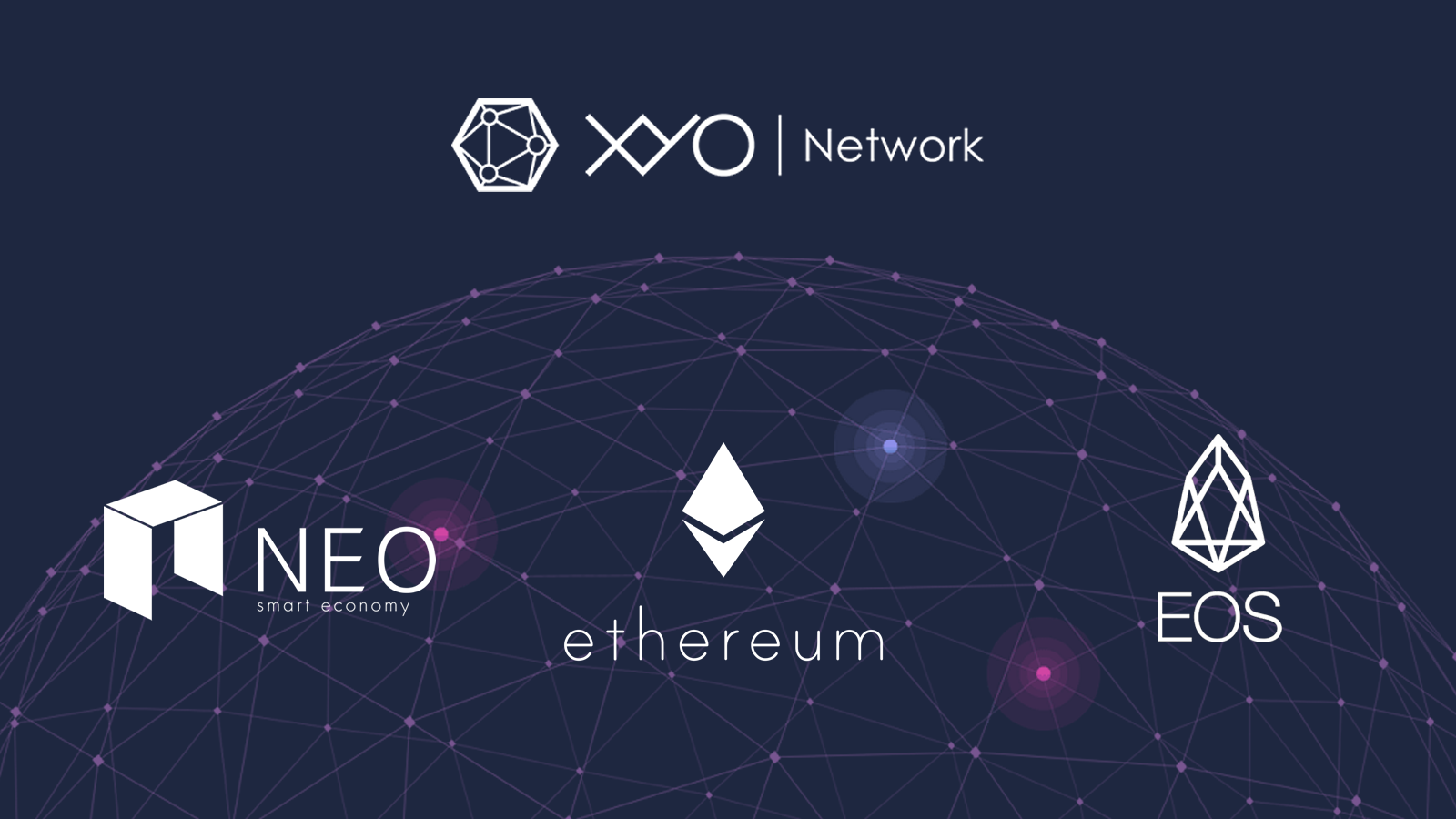 Integration with the xyo network ethereum vs eos vs neo biocorpaavc Choice Image