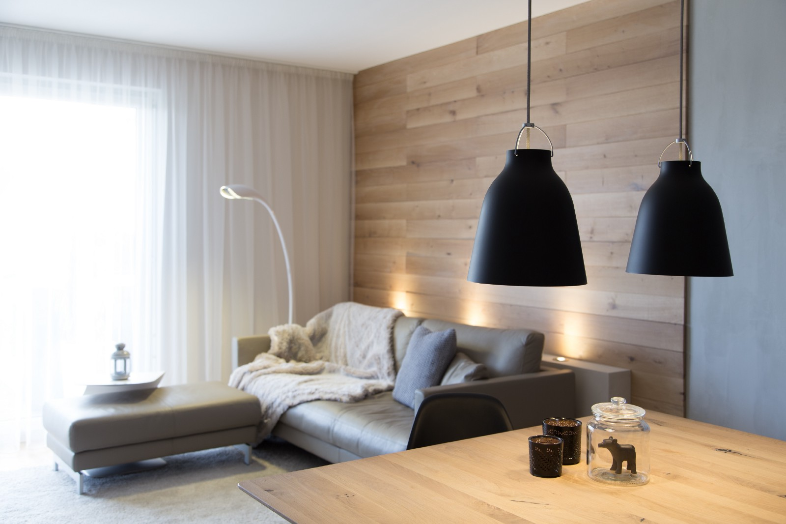 nat rlich wohnen mit stil moderne wohnideen f r holz und naturt ne. Black Bedroom Furniture Sets. Home Design Ideas