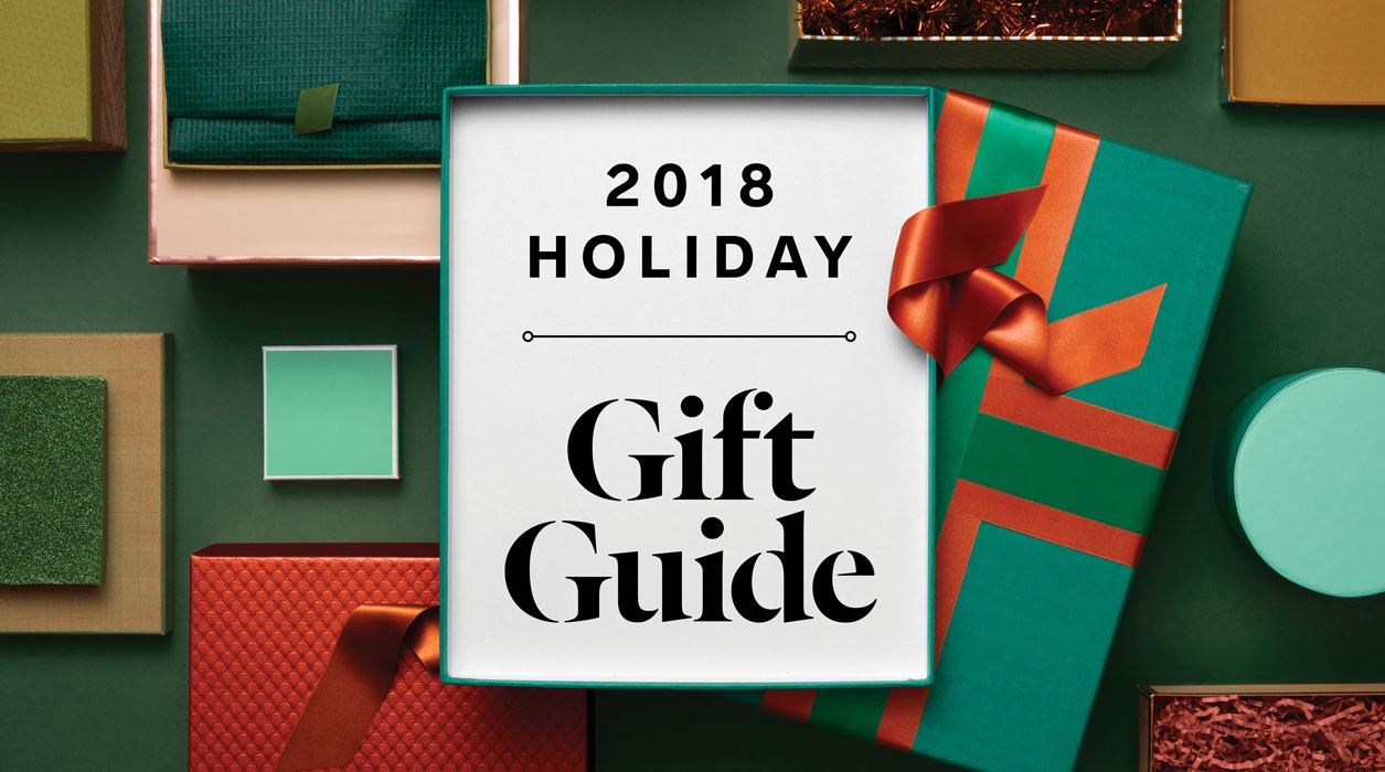 6b50060c366d The Ultimate 2018 Holiday Gift Guide For The Special People In Your Life