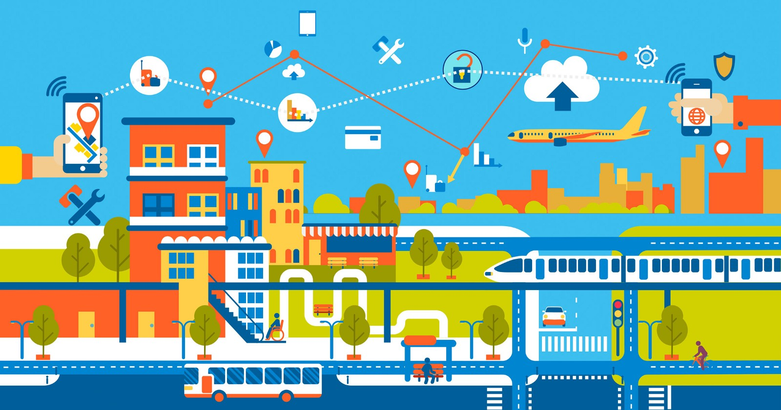 how to create a smart city