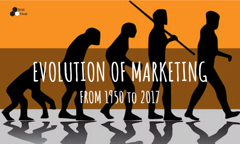 evolution of marketing as a The evolution of digital marketing and changing customer expectations it's time to scrap outdated strategies columnist scott rayden explains why marketers need to shift their perspective and make.