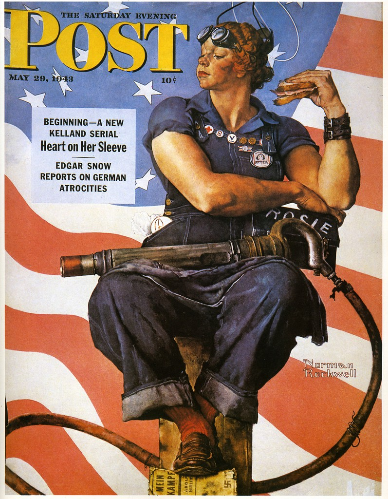 Rosie The Riveters Journey From Propaganda To Feminist Icon