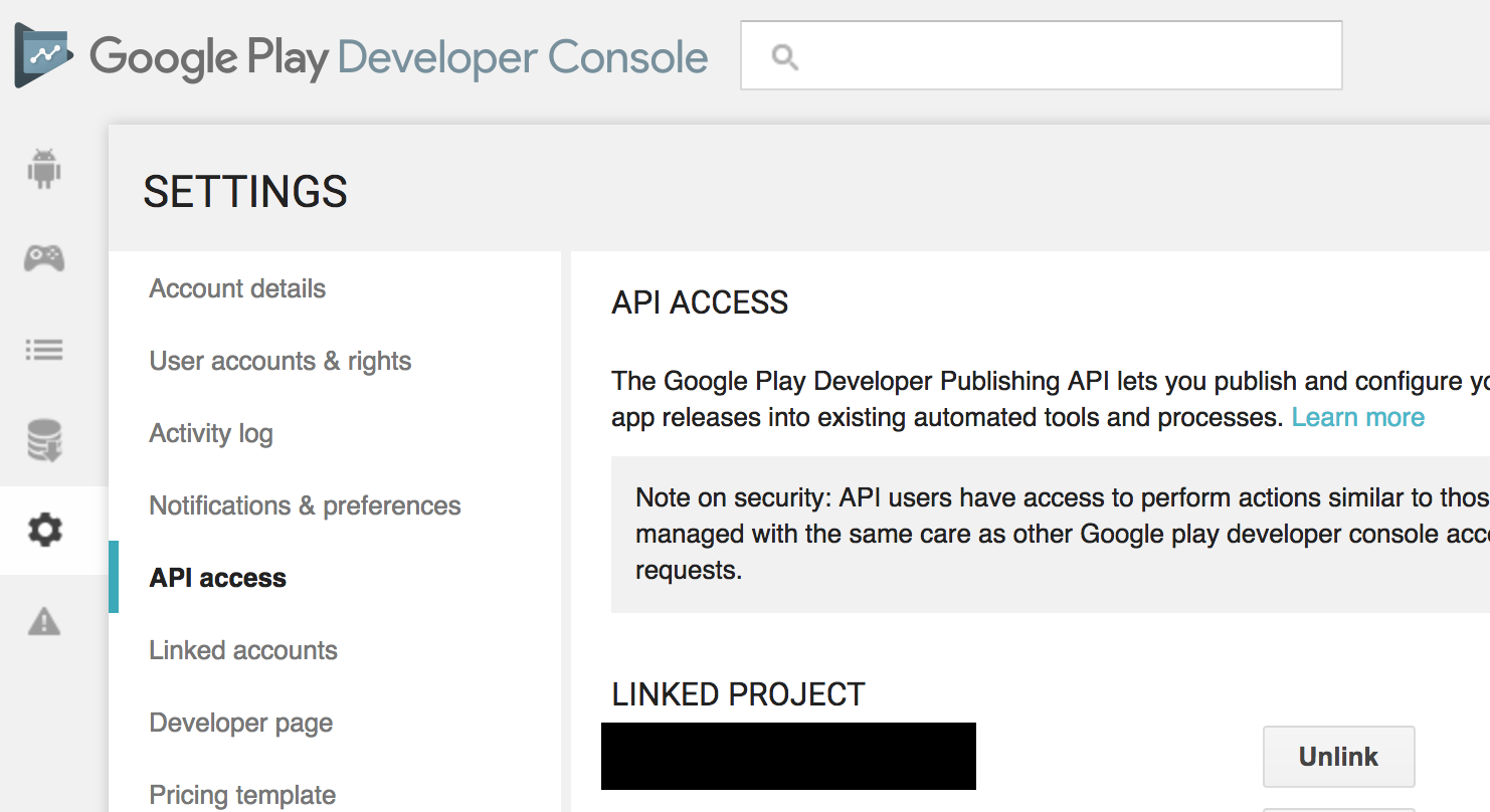 Using Google Play Developer API to win back Users – AndroidPub on