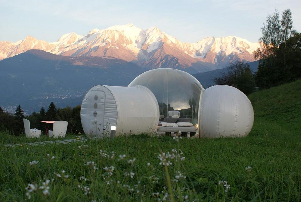Top 10 Places in Europe Where You Can Sleep in a Bubble