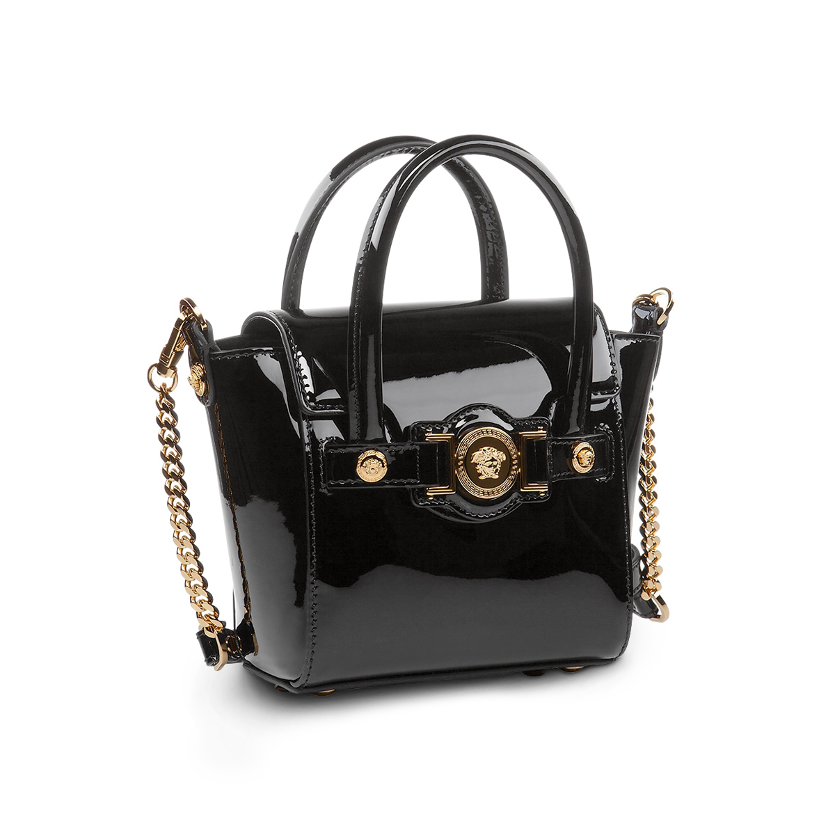 The Palazzo bags family is the epitome of the modern Versace attitude   unapologetic 4dc5fb1e6f39d