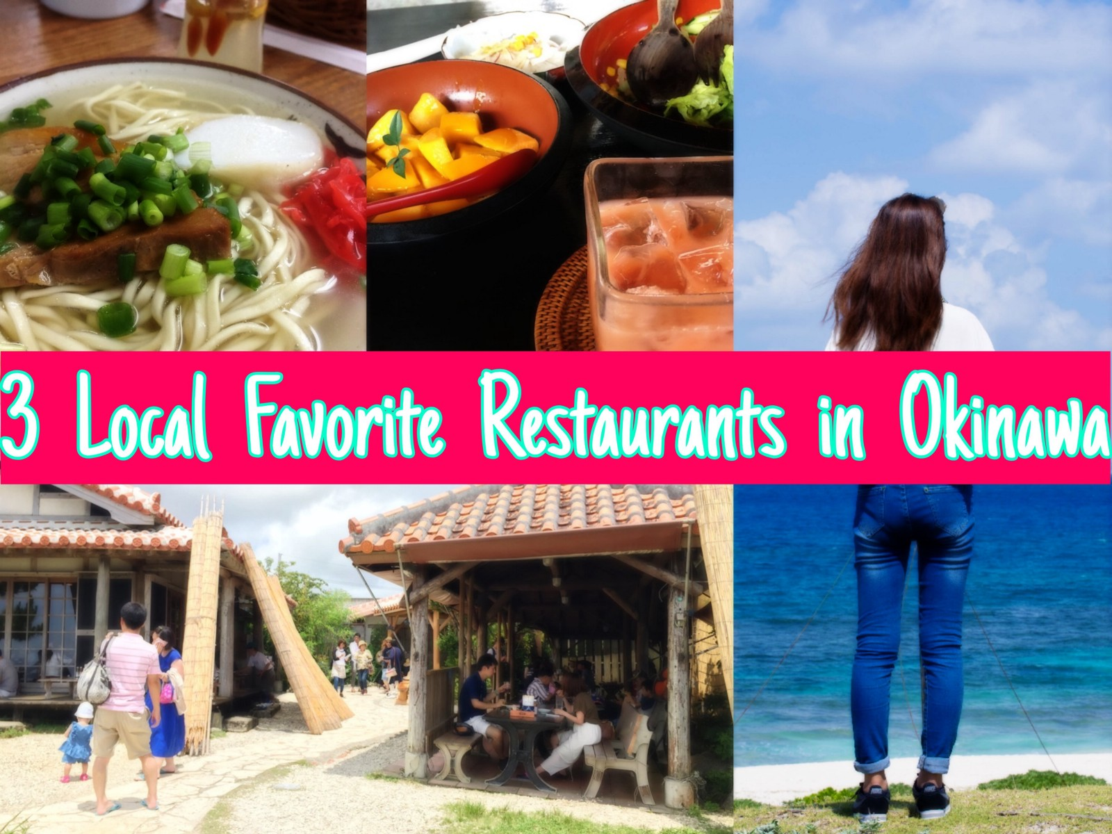 3 best okinawa restaurants recommended by okinawan japan travel
