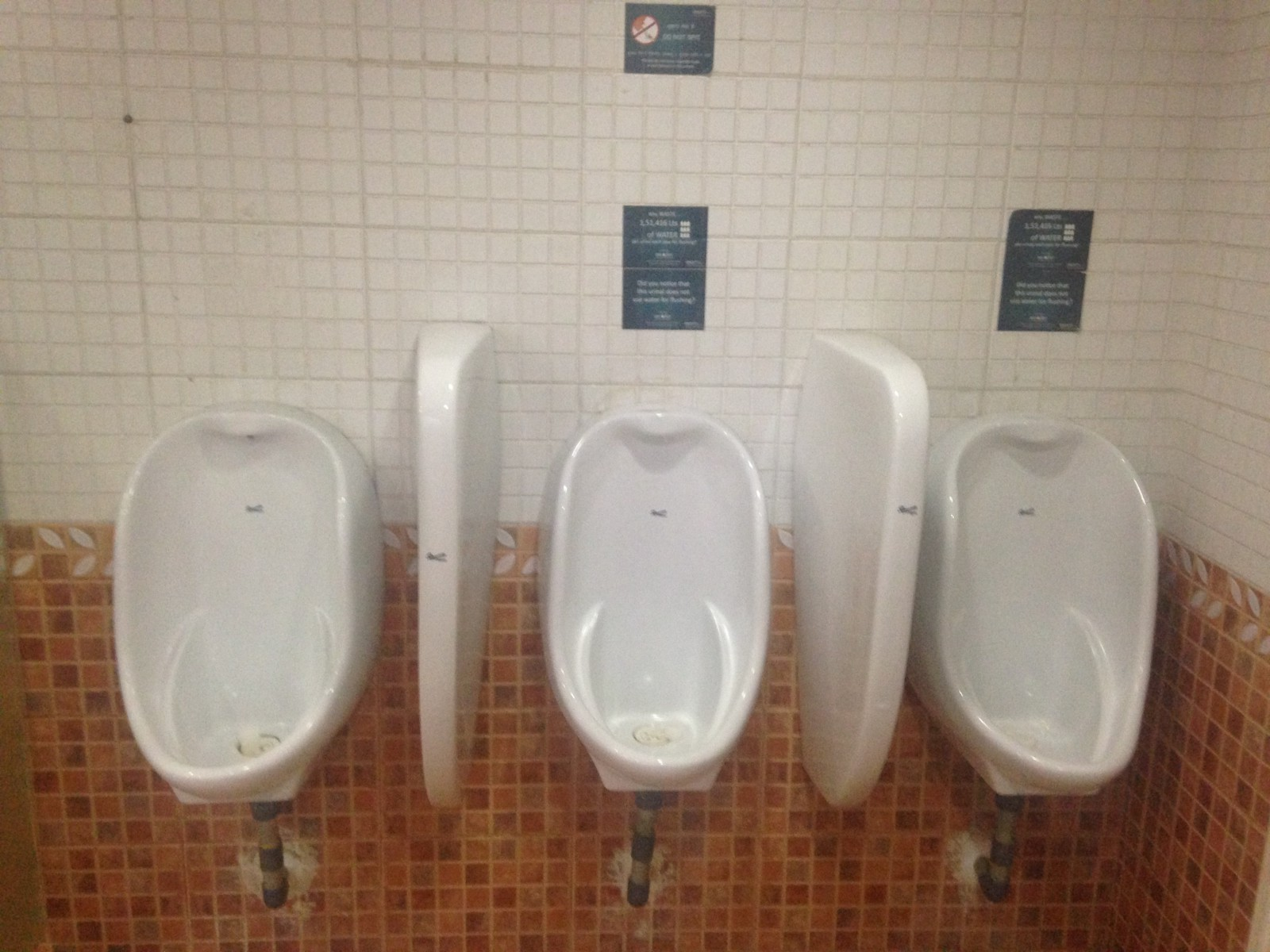Why Are All Offices Not Using Water Less Urinals Yet
