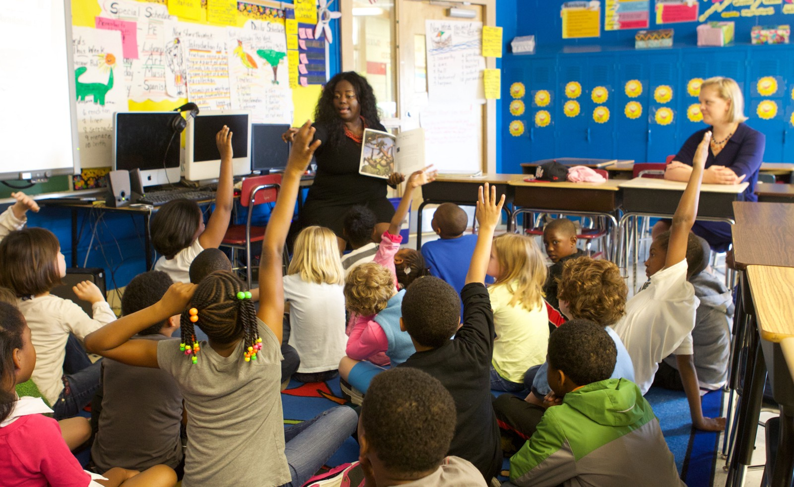 The Importance Of Black Teachers In Mainly White Schools