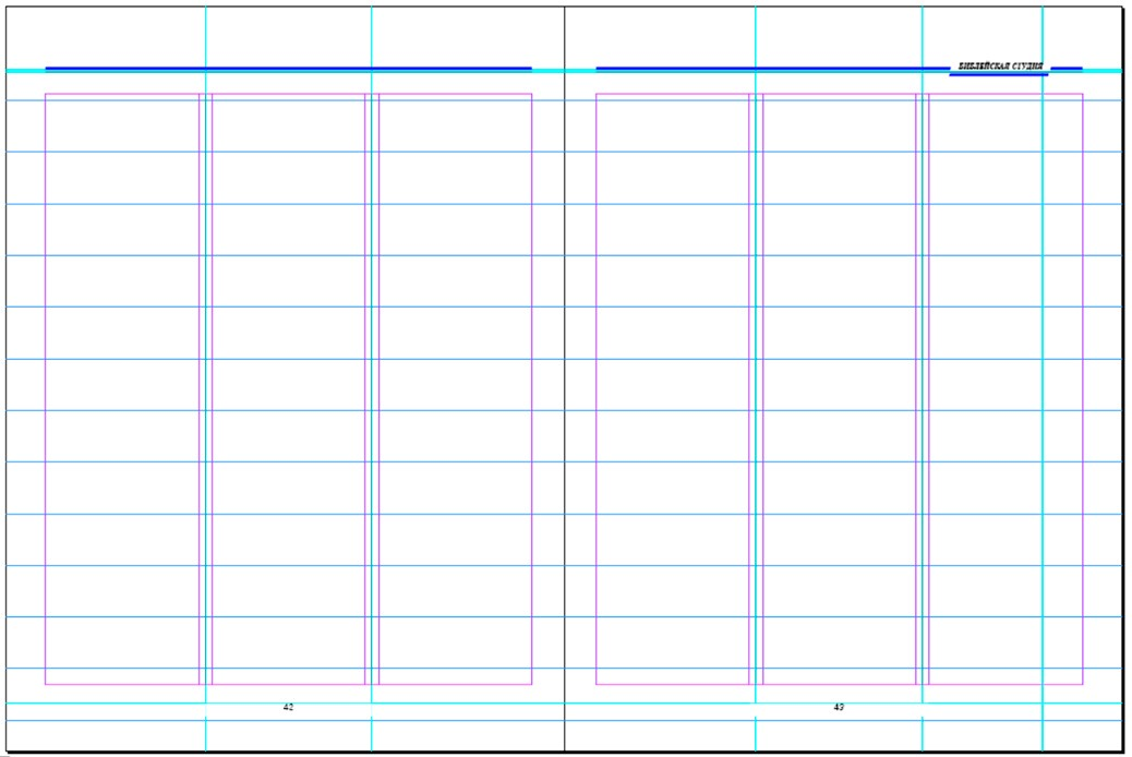 Grid System As Backbone Of Every Good Design Part 1