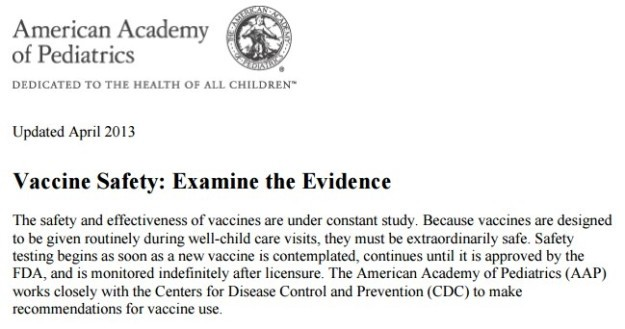 the vaccination essay Yes, vaccinations should be mandatory for all children vaccinations aren't just for you, but the community as well, it saves lives, and it prevents disease, which is better than having to treat the disease itself.