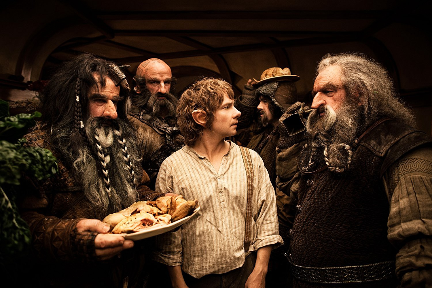 I went to a Lord of the Rings and Hobbit movie Marathon, forgot which planet I lived in