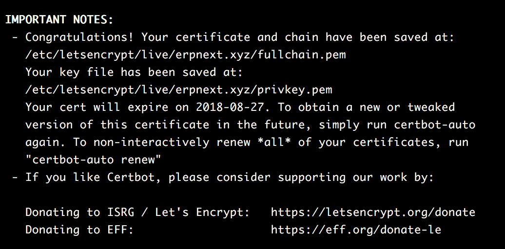 Generate Wildcard Ssl Certificate Using Lets Encryptcertbot