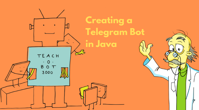Creating a Telegram Bot in Java: from conception to deployment