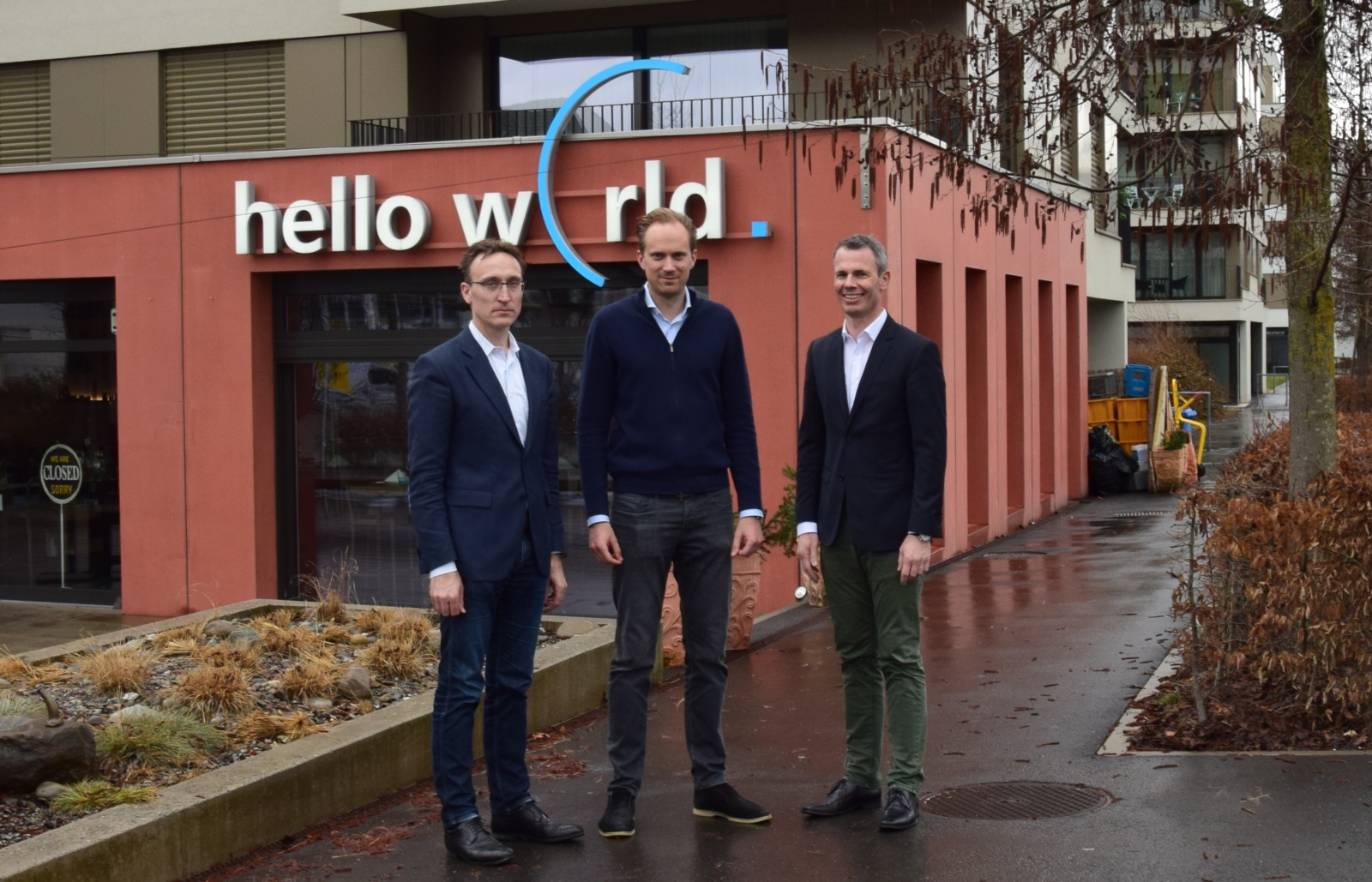 """""""Hello World"""" from the Crypto Valley: first real estate transaction on blockchain"""
