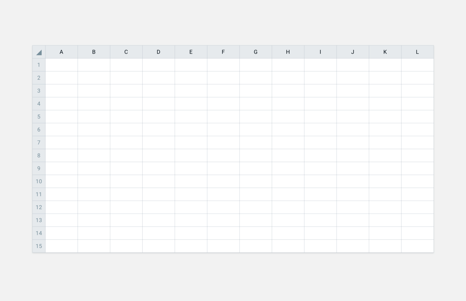 Now you may enter data into your text table - Copy And Paste This Glyph Into The Corner Text Input To Make A Selector This How You Table Should Look By Now