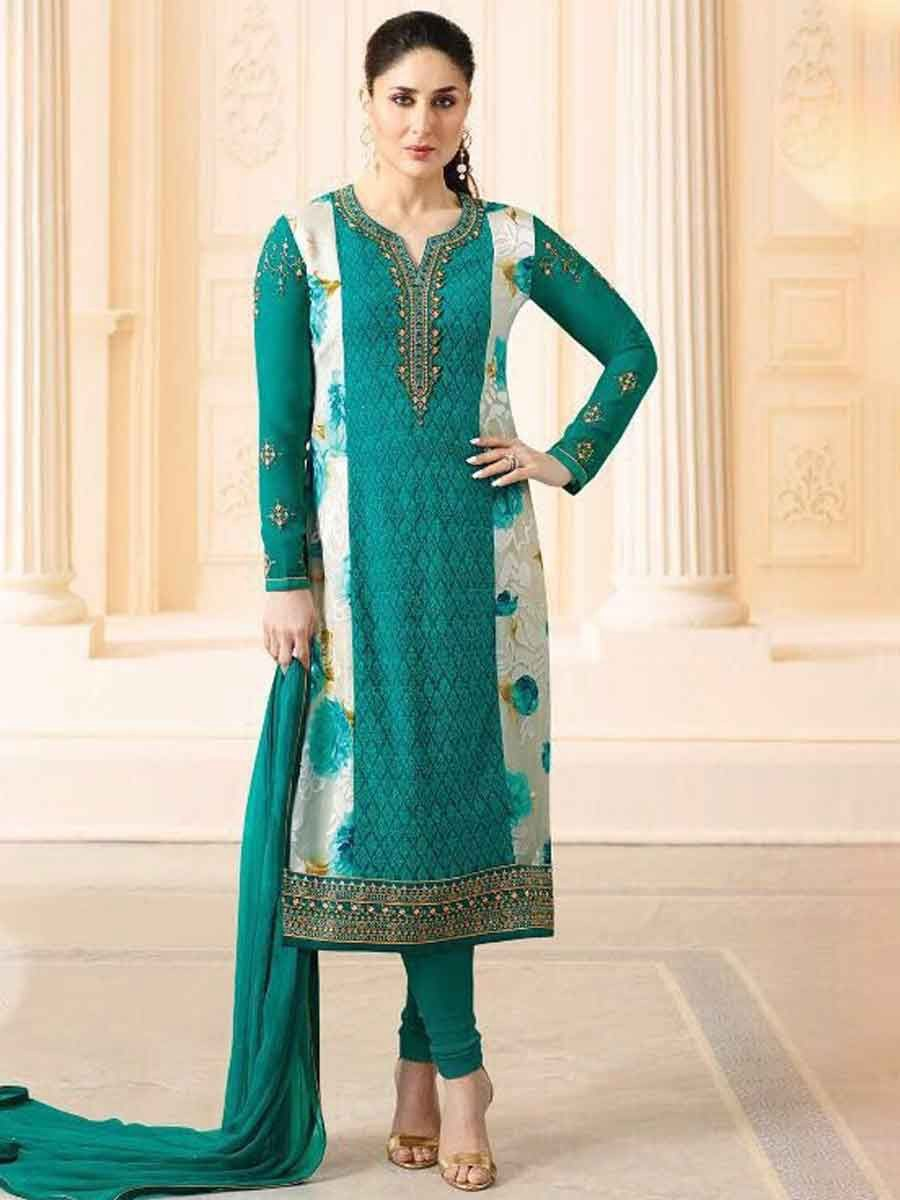 Buy Georgette Suits & Cotton Salwar Suits to Style Yourself