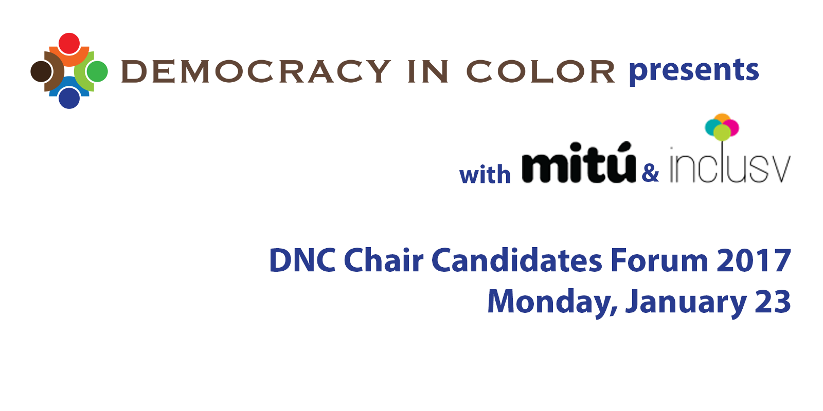 Why a DNC Forum on Race? Q&A with Democracy in Color Founder, Steve ...