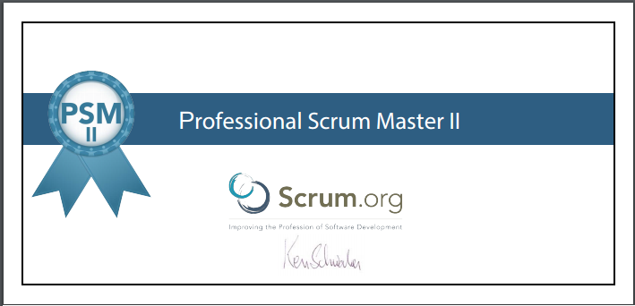 how to pass the psm ii assessment? tips on taking professional scrum ...