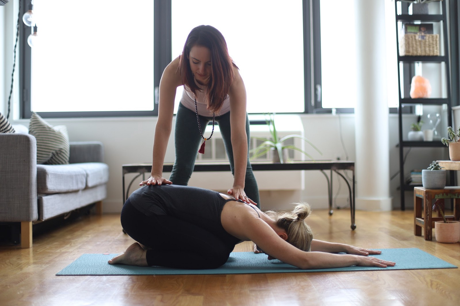 How To Teach Private Yoga Lessons - Emily Sussell - Medium