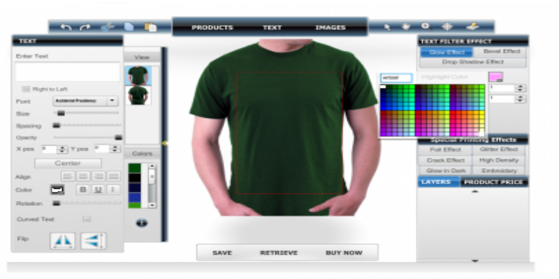T shirt design software best tool to escalate your for T shirt printing design software