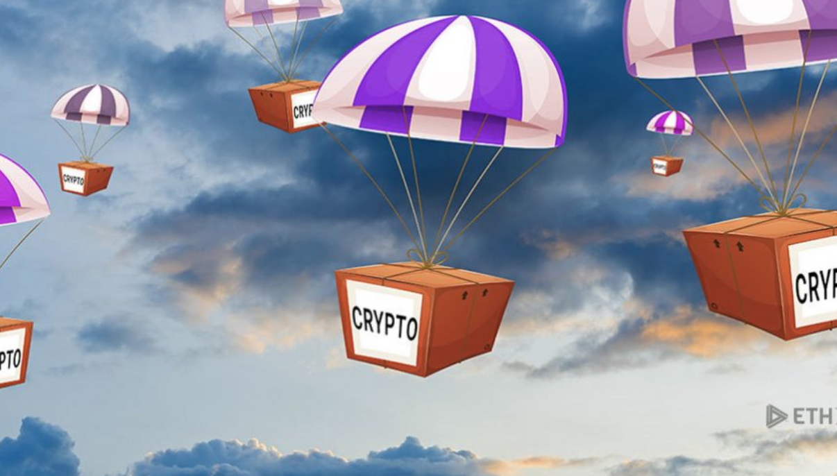 How airdrops work cryptocurrency