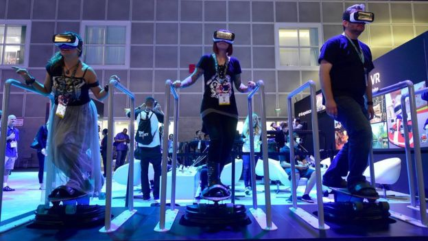 Virtual Reality Arcades Making Vr A Destination Activity