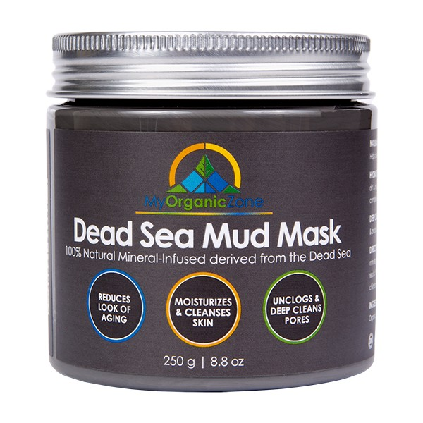 Best Dead Sea Mud Mask for Blackheads Removal & Acne Treatment in Canada