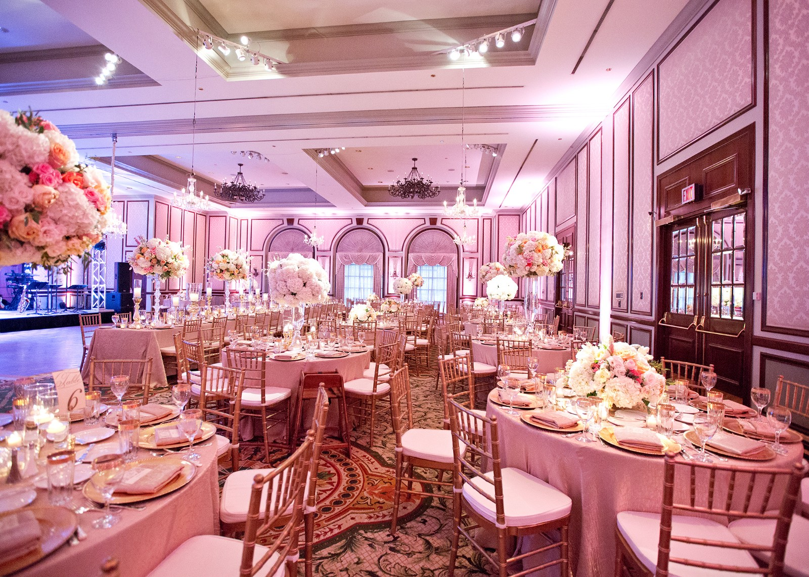 The Most Instagrammable Wedding Venues in the U.S. – Tony Bowles ...