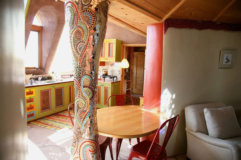Here Is An Interview With A Lovely Couple In Their Home And Experience Living Earthship