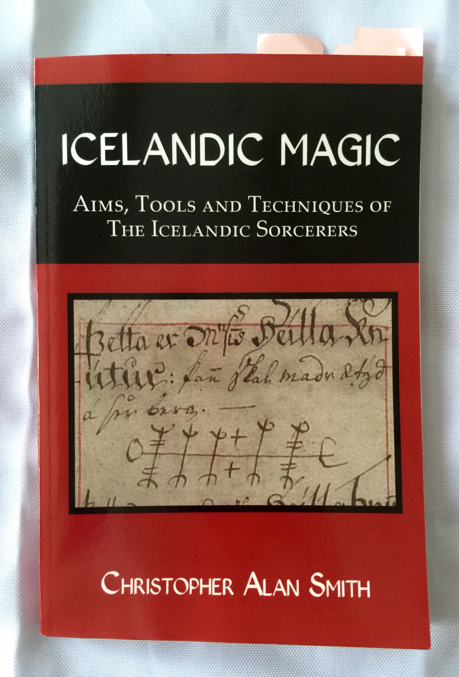 Icelandic Magic Aims Tools And Techniques Of The Icelandic