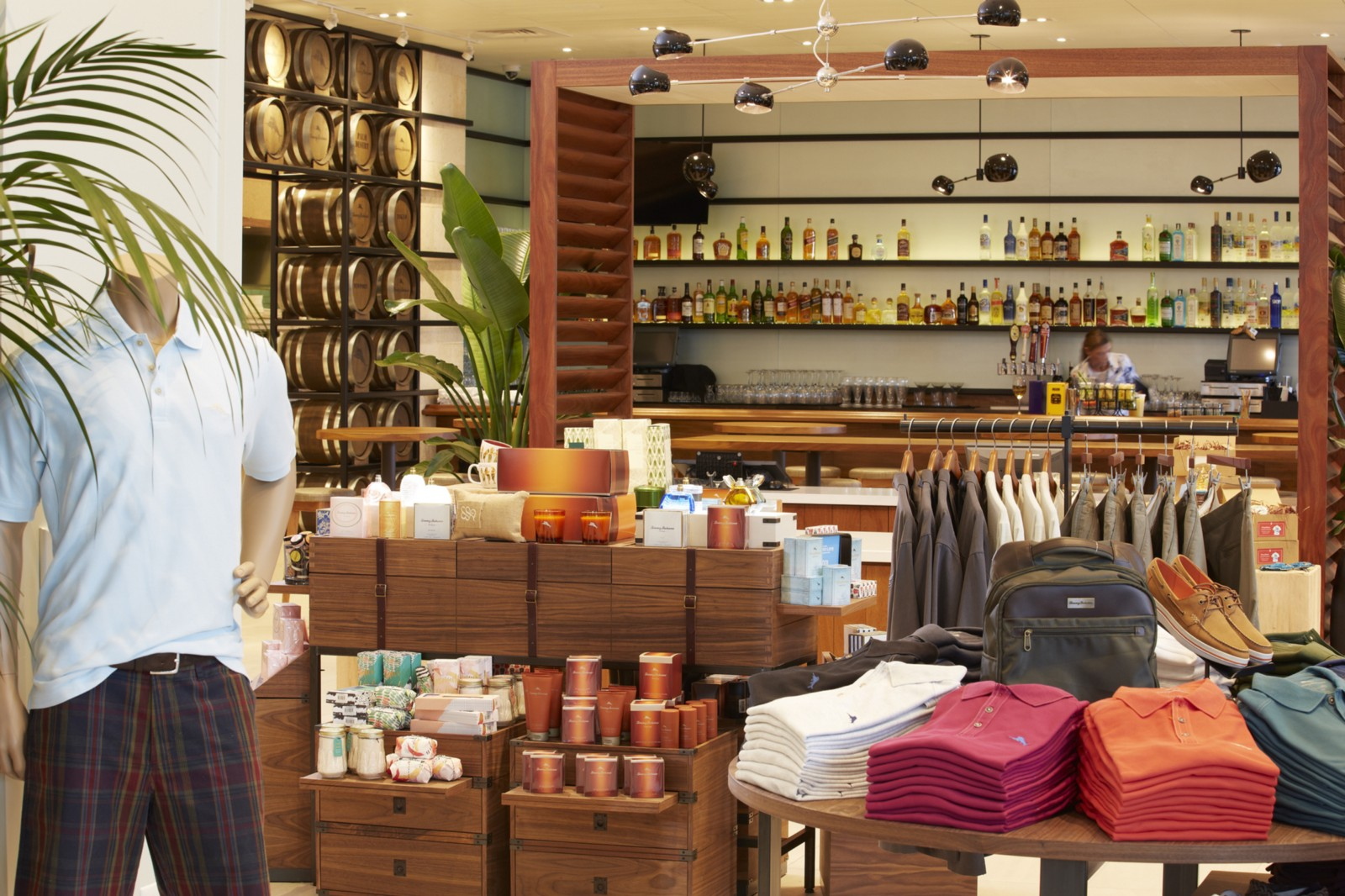 Are In Store Restaurants Good For Retail? Tommy Bahama Thinks So.