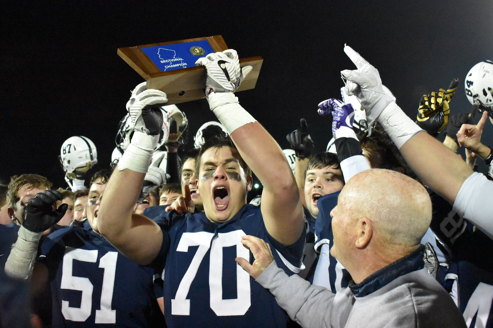 Shawnee Caps Off Dominating Postseason With South Jersey Group Iv Title