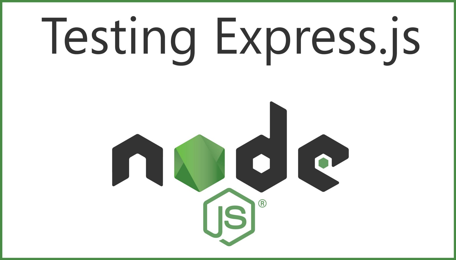 How To Mock An Express Session Nodejs Collection Medium