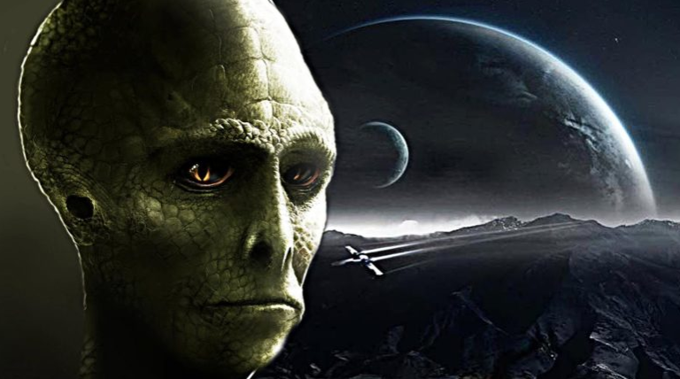 The US Navy Failed To Place 10,000 People On The Moon Because Of Extraterrestrial Attack?