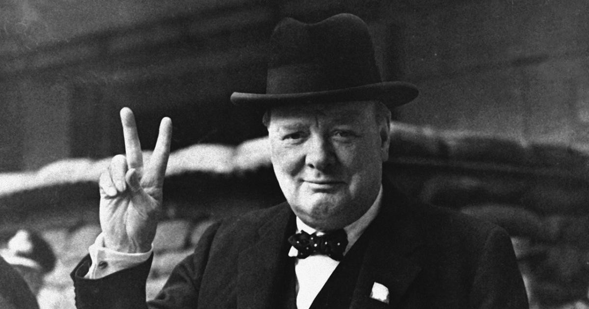 an analysis of winston churchill in 1949 The orations of winston churchill provides historical analysis and context to some of the most important speeches made by sir winston churchill often viewed as one.