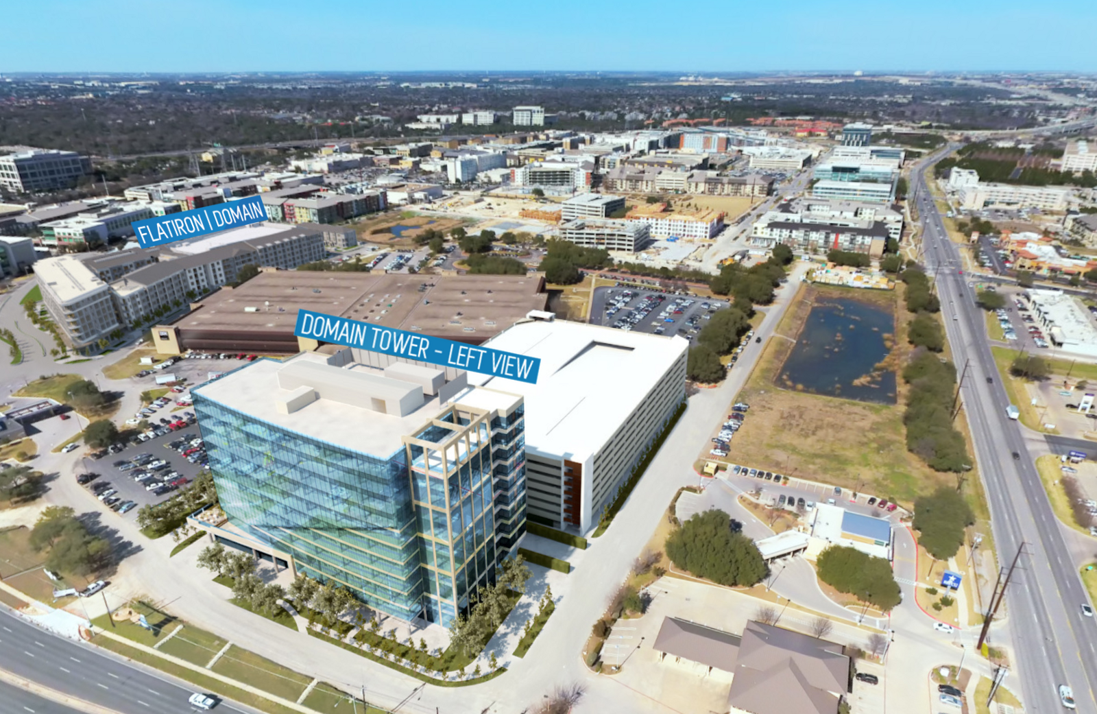Innovating In Commercial Real Estate With Interactive Aerial Content