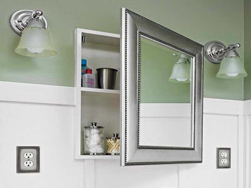 Best Medicine Cabinets Recessed find the best medicine cabinets recessed in your bathroom