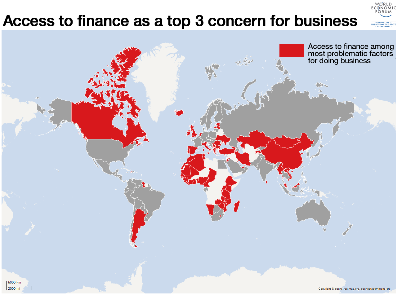 How Creating New Markets Can Change The Future Of Development Finance - World most powerful countries in future
