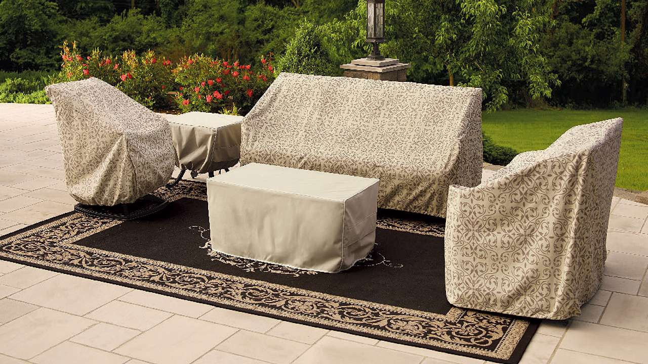 Best Outdoor Furniture Covers Waterproof