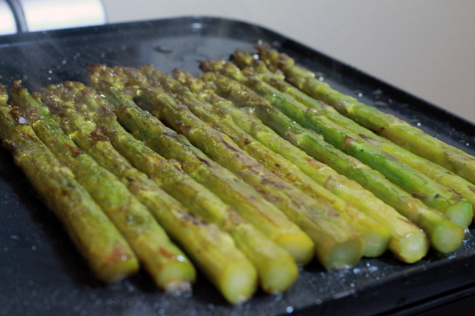 Cooking The Asparagus €� 5 Minutes