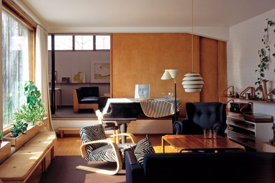 A Look Inside Riihitie House Home Of Aino Amp Alvar Aalto
