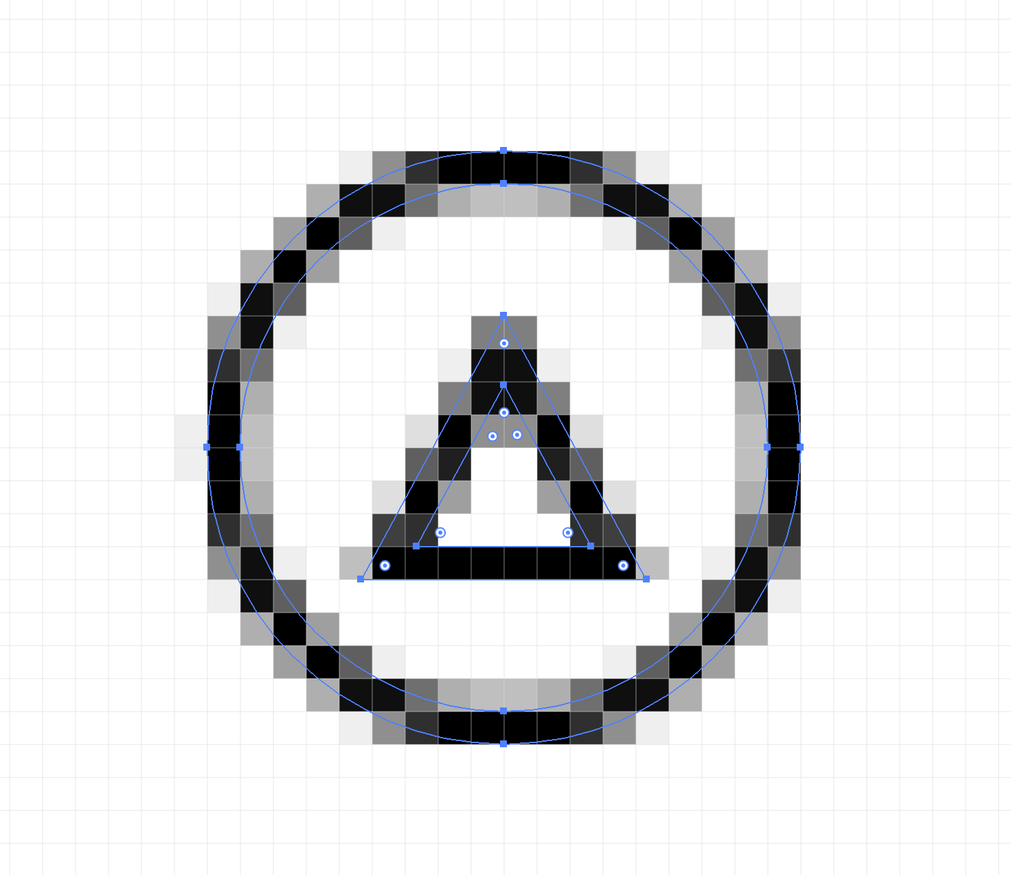 Pixel Perfect Shapes In Photoshop